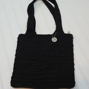 Never used Sak purse.  11x11